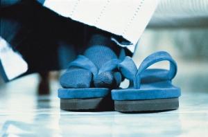 osho-feet